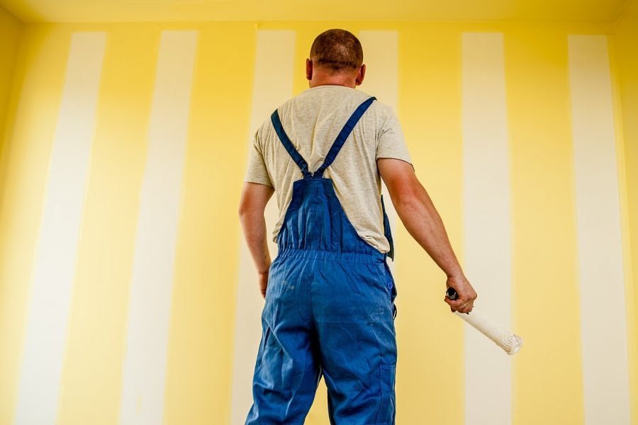 Shatter the Illusion that Painting is Stress by Choosing a Commercial  Painter